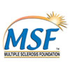 Multiple Sclerosis Foundation (MSF) logo